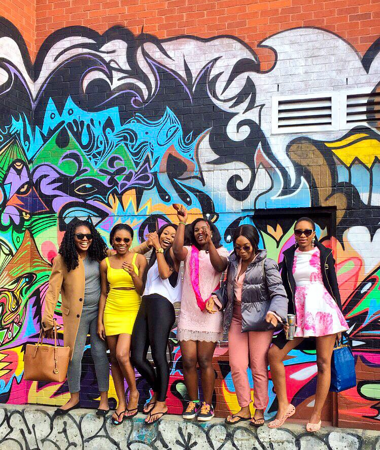 Six in the City: Epic Girls Weekend in Toronto