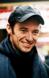 Hugh Jackman, New York City, October 2003