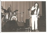 MC At the syndicated Opry North Show-1977