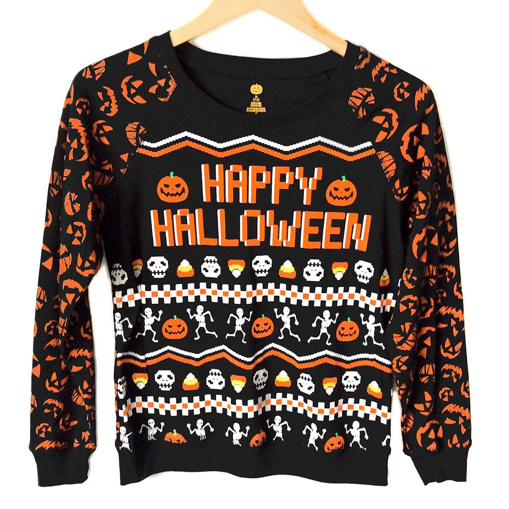 Halloween Happy Candy Halloween Corn