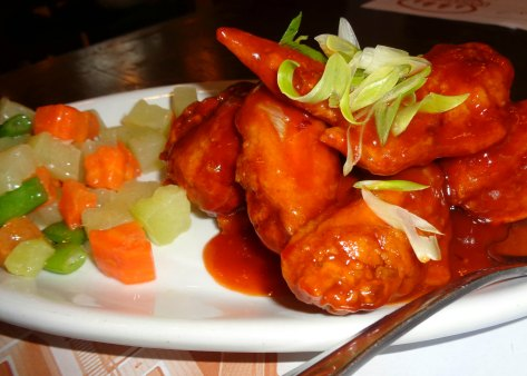 The Chicken Buffalo Wings - P 150.00