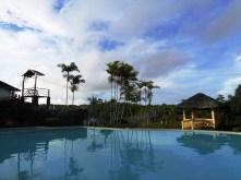 Resort's swimming pool