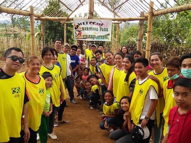 The friendly people of Bukidnon ©Newroom Phil.