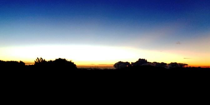 What a beautiful sunset!
