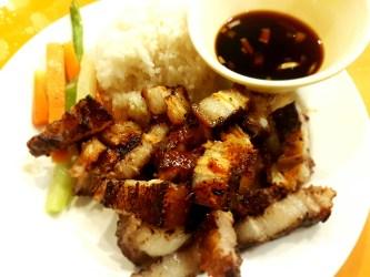 Grilled Pork Belly (P250)