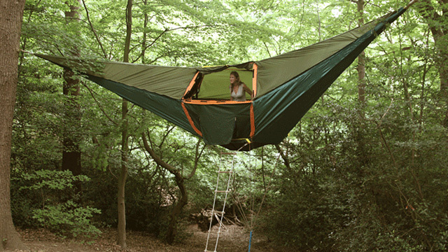 Tentsile Hammock & The Truth About Hammock Camping: Claim #1 - Hammocks Are Lighter ...