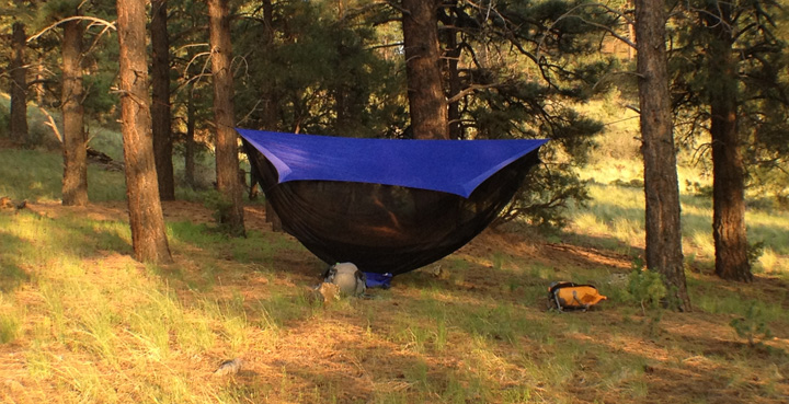 Hammock Bliss Sky Tent 2 Review The Ultimate Hang