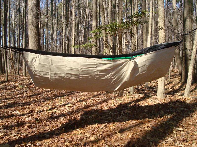 ultralight hunting comp undercover hiker dark hammock till the