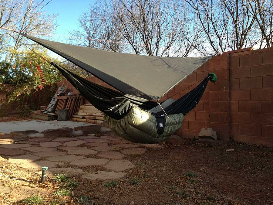 sky-tent-with-tarp. The Hammock Bliss ... & Hammock Bliss Sky Bed Review - The Ultimate Hang