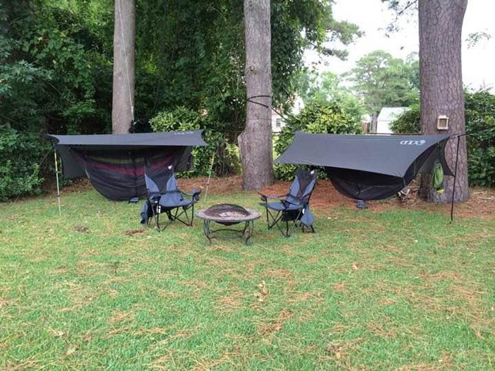2hammocks trip report   backyard hammock hang   the ultimate hang  rh   theultimatehang