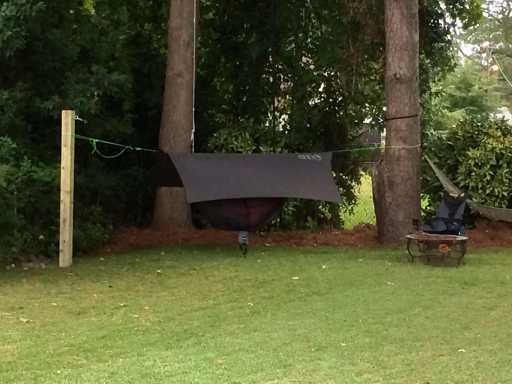 hammock post2 trip report   backyard hammock hang   the ultimate hang  rh   theultimatehang