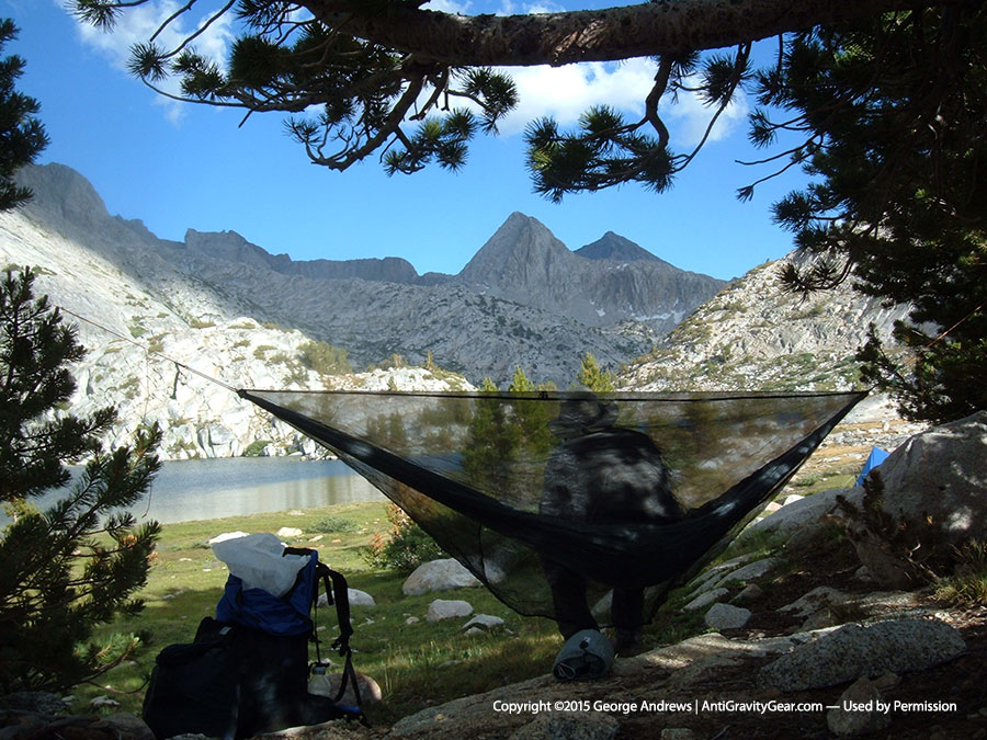 Medium image of antigravitygear quicksilver ultralight hammock review