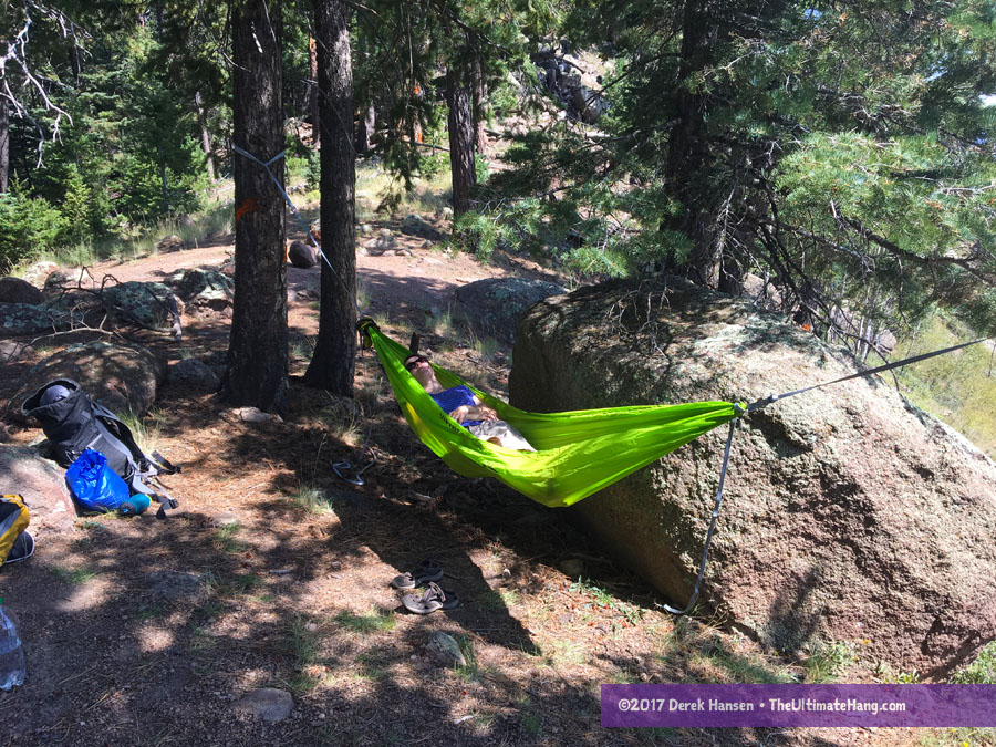 Sea-to-Summit Pro Single hammock
