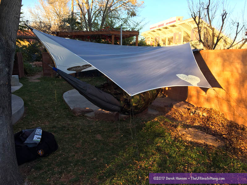Review - Gnarwhal Gear Tarp Shelter