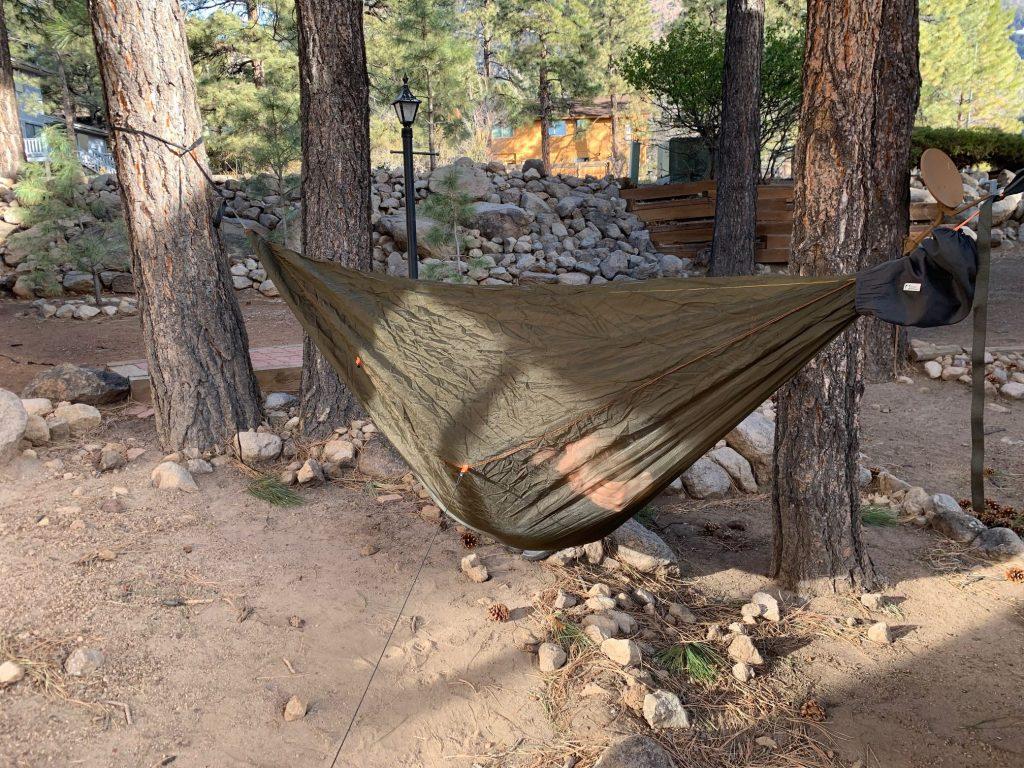 dream hammock Darien