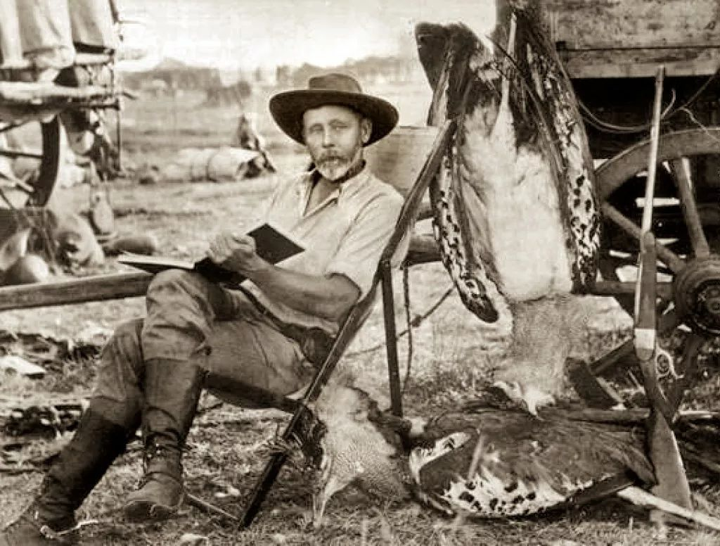 Tips from this legendary 19th-century big-game hunter still apply today