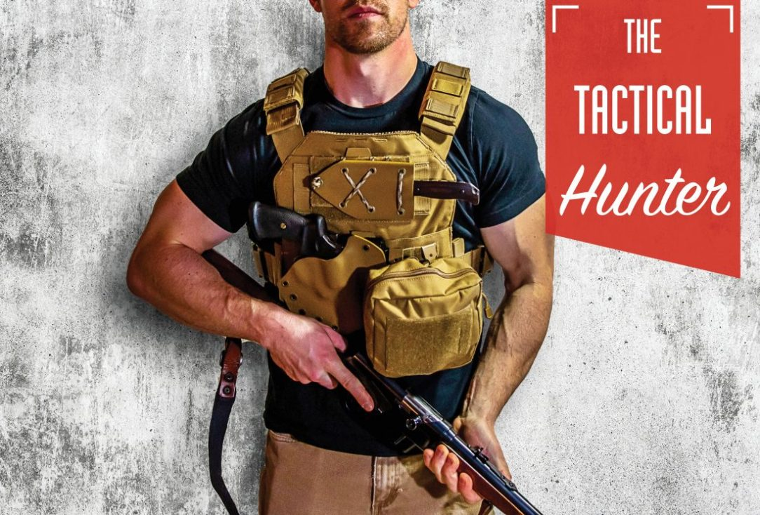 The tactical hunter: Turning the AR500 Veritas Plate Carrier into the ultimate chest rig