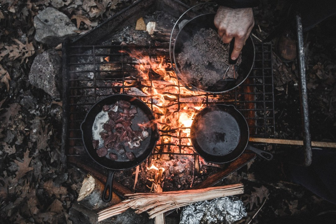 Eat it where it lies: How to prepare wild game in the field