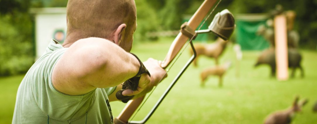 Going primal: The challenge of traditional bow hunting