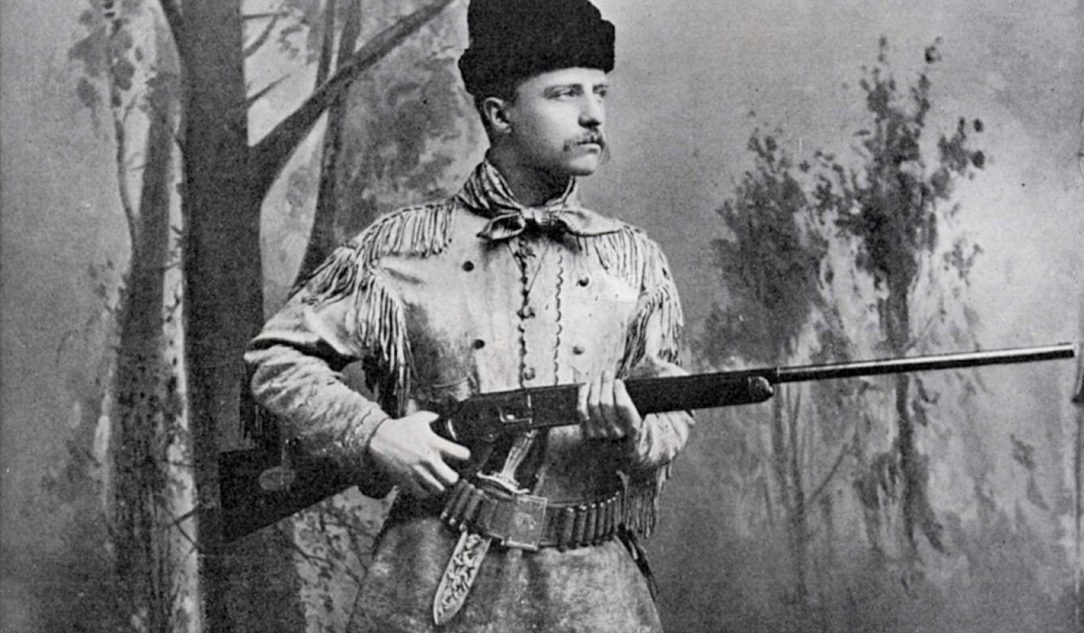 Speak softly and carry a big stick: The hunting and conservation legacy of Teddy Roosevelt