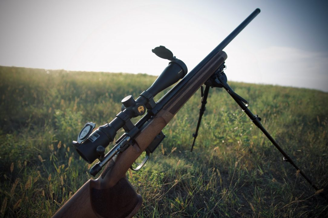 CZ 527 Varmint MTR: A deadly accurate long-range rifle