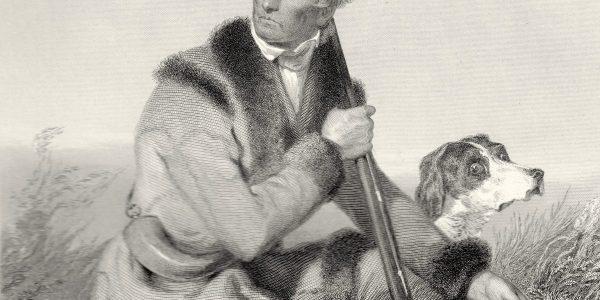 Daniel Boone, America's hunting legend