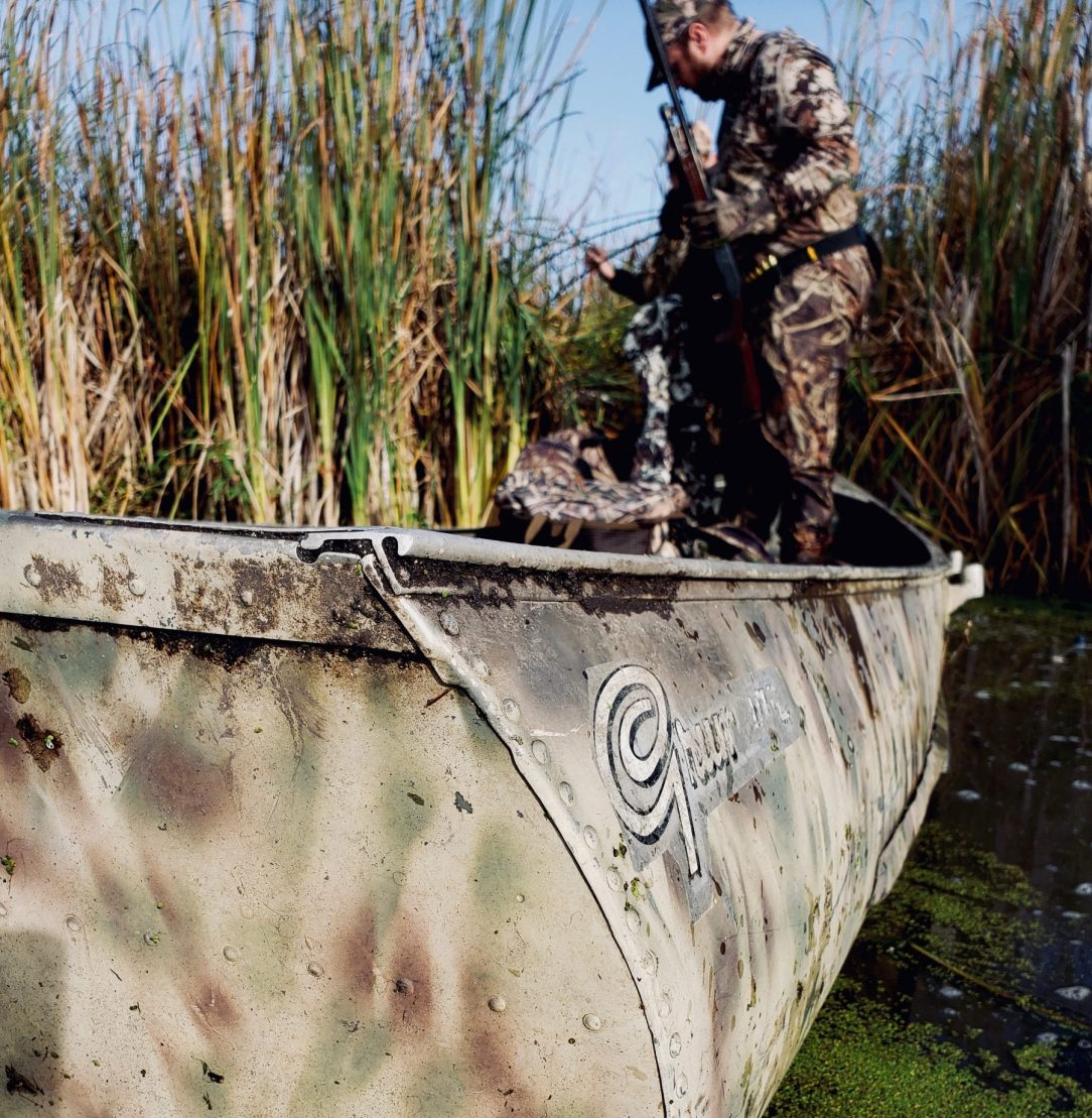 Slow day in the duck blind? Try jump-shooting.