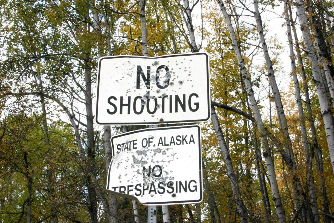 How to deal with trespassers on private hunting land
