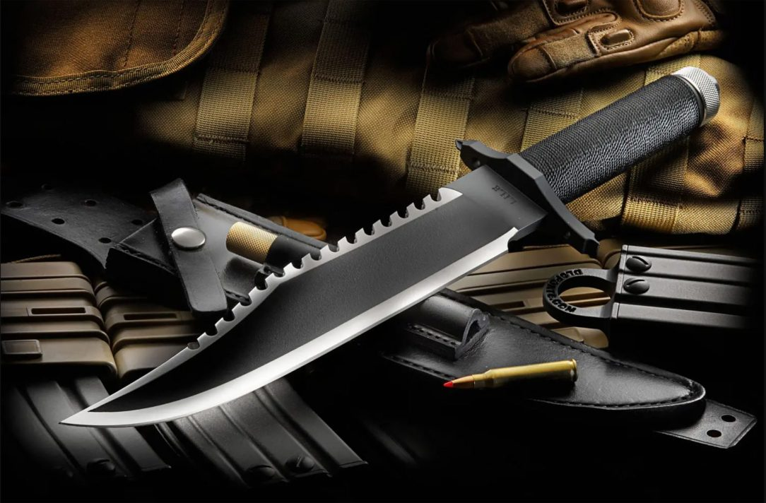 Understanding blades: The survival knife