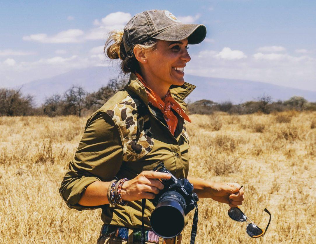 A conversation with big-game hunter Britt Longoria