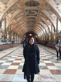 Main hall of the Residenz