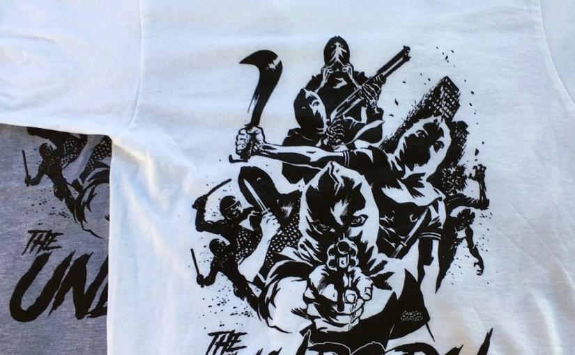 The Unborn t-shirt by Giorgio Santucci