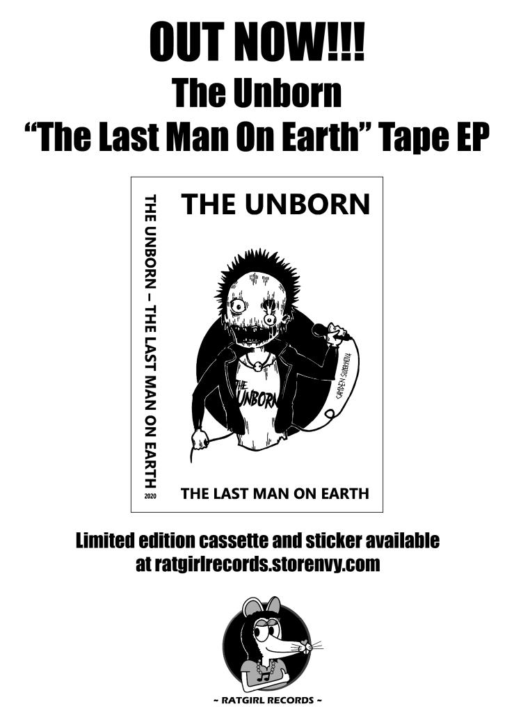 """The Last Man on Earth"" tape EP"