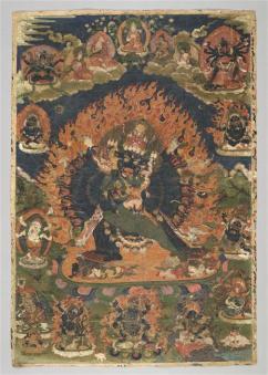 thangka mahavajrabhairava-