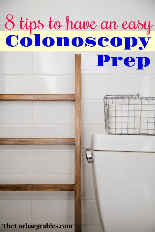 8 Tips to Have an Easy Colonscopy Prep