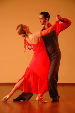 Ballroom dance has helped one Chargie maintain fitness despite chronic illness.
