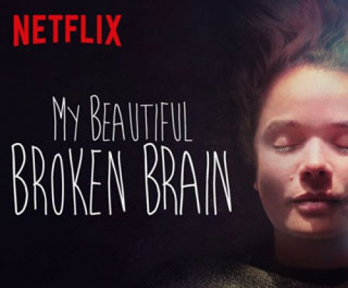 Read about how Netflix show My Beautiful Broken Brain features chronic illness on The Unchargeables.