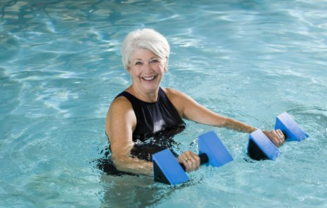 Aquatherapy for arthritis pain relief