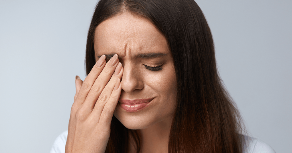 Distichiasis - Chronic Eye Pain
