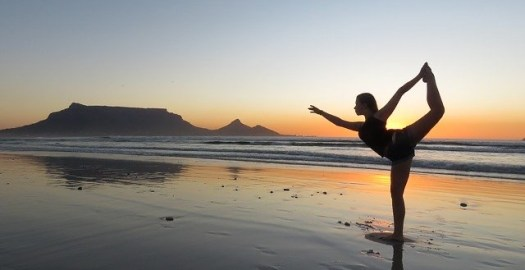 The Benefits Of Practicing Yoga Whilst Travelling