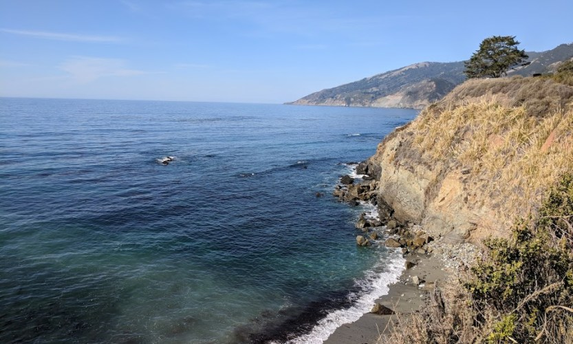 Roadblocks & Waterfalls: Big Sur, California - Gallery Slide #7