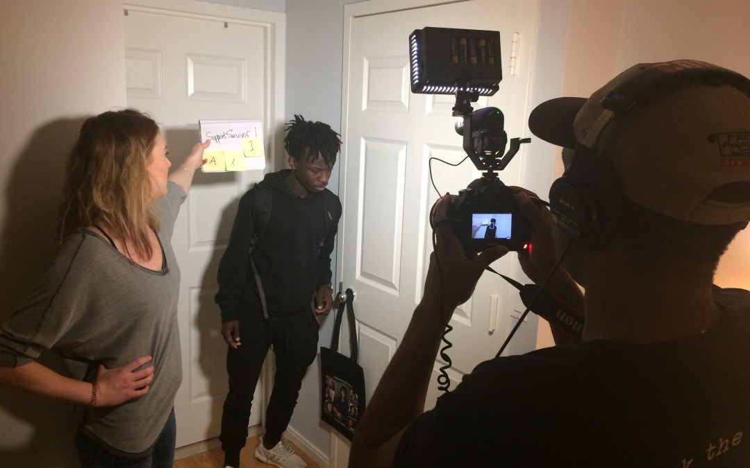 Volunteer for our next video shoot in New York