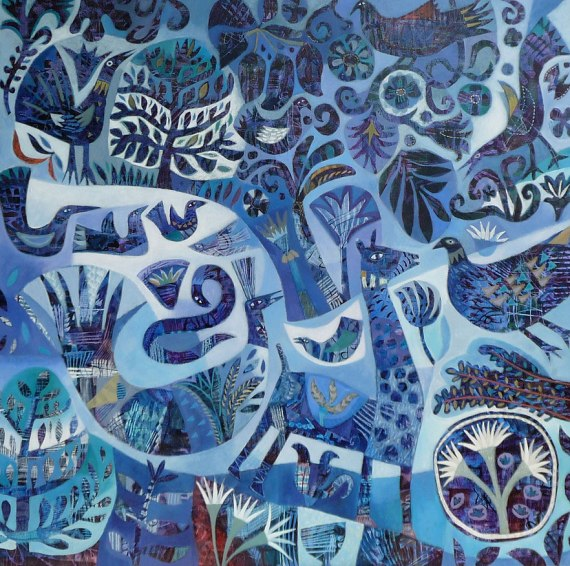 lewis-rivergarden-acrylic-on-canvas