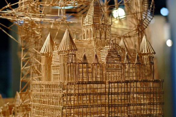 Weaver 2 Toothpick Artists
