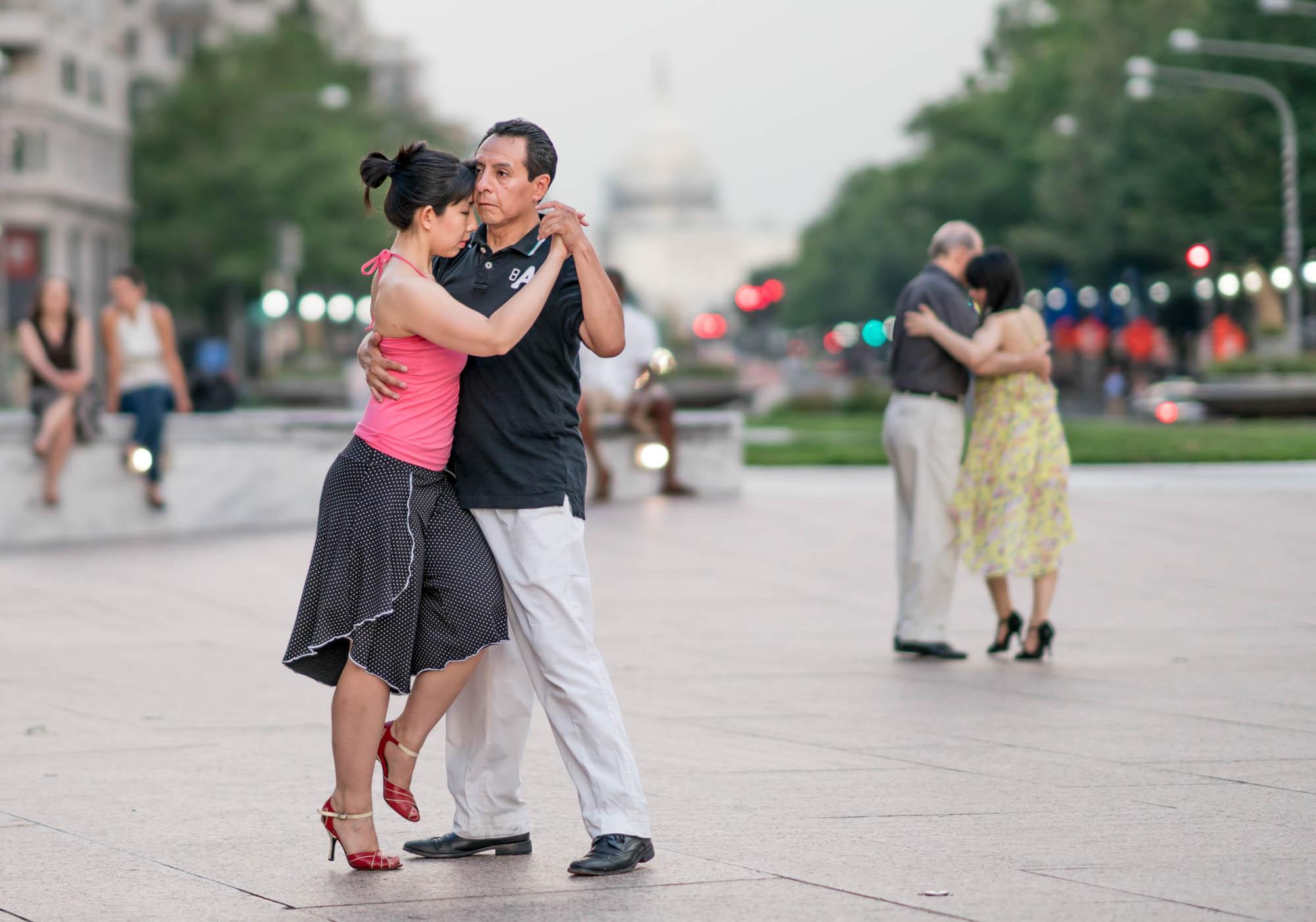 Tango or Salsa?