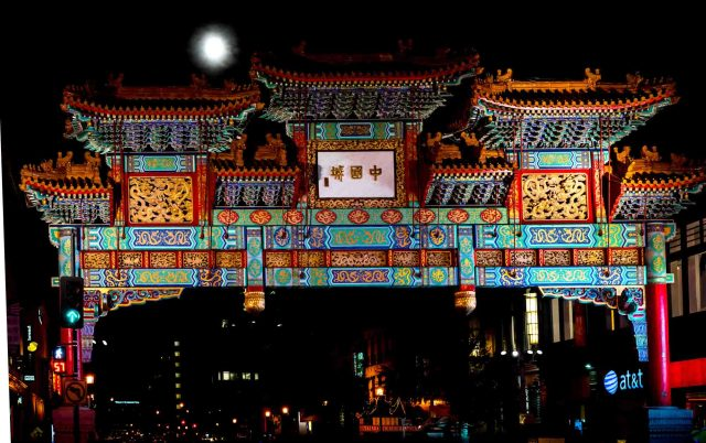 The Chinatown Arch