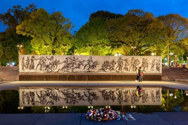 The new World War I Memorial
