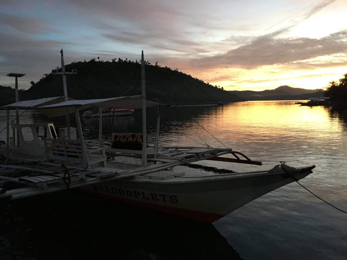 one of the 5 top Coron, Palawan tourist spots