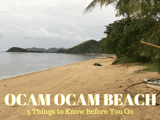 cover for tips on ocam ocam beach