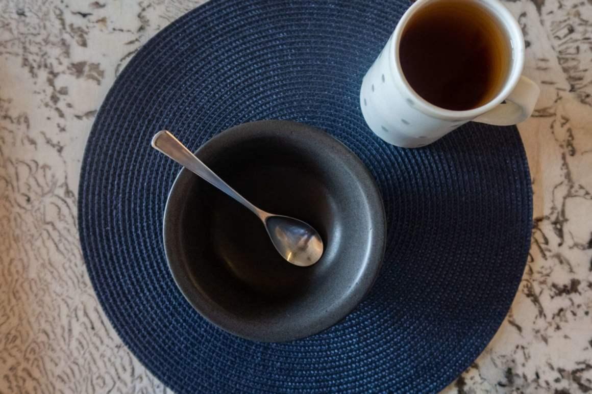 dessert and tea no milk on 3 day fast